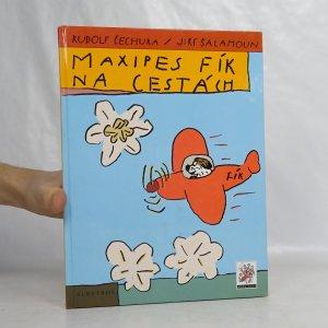 náhled knihy - Maxipes Fík na cestách