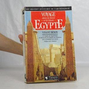 náhled knihy - Voyage dans la Basse et la Haute Egypte