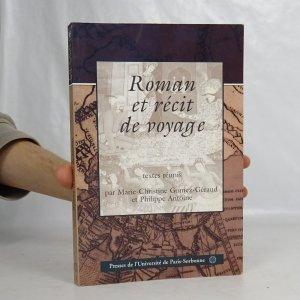 náhled knihy - Roman et récit de voyage