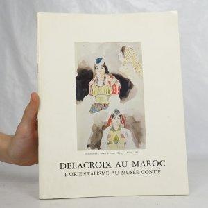 náhled knihy - Delacroix au Maroc. L'orientalisme au musée Condé