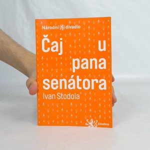 náhled knihy - Čaj u pana senátora