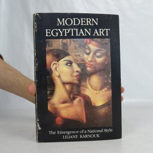 náhled knihy - Modern Egyptian Art. The emergence of national style.