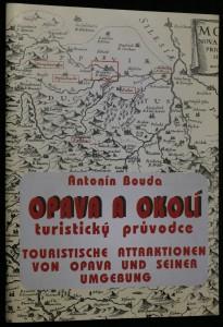 náhled knihy - Opava a okolí turistický průvodce