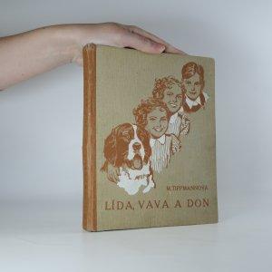náhled knihy - Lída, Vava a Don