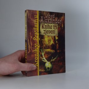 náhled knihy - Kniha tří zjevení
