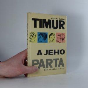 náhled knihy - Timur a jeho parta