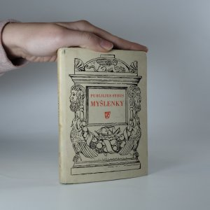náhled knihy - Myšlenky