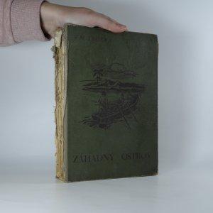 náhled knihy - Záhadný ostrov