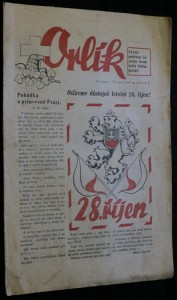 náhled knihy - Orlík, číslo 4., 1. října
