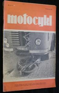náhled knihy - Motocykl, ročník II., číslo 36