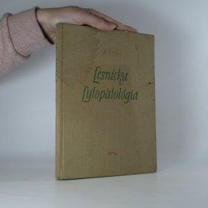 náhled knihy - Lesnická fytopatológia