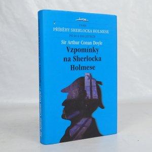 náhled knihy - Vzpomínky na Sherlocka Holmese