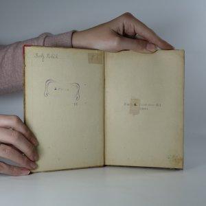 antikvární kniha Životopisné obrazy charakteru v oboru průmyslu, umění a živností, 1989