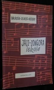 náhled knihy - Jazz - Zongora iskola