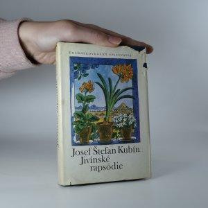 náhled knihy - Jivínské rapsódie (výbor)