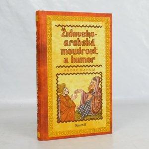 náhled knihy - Židovsko-arabská moudrost a humor