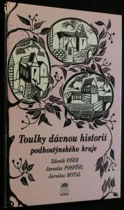 náhled knihy - Toulky dávnou historií