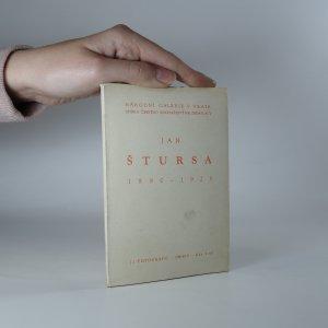 náhled knihy - Jan Štursa 1880 - 1925. 12 pohlednic