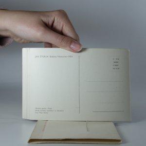 antikvární kniha Jan Štursa 1880 - 1925. 12 pohlednic, 1959