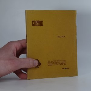 náhled knihy - Ballady