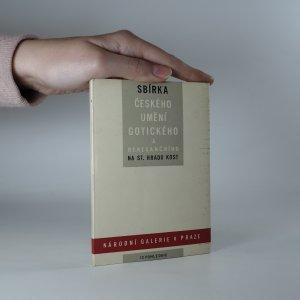 náhled knihy - Sbírka českého umění gotického a renesančního na st. hradu kost. 12 pohlednic. Nekompletní