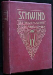 náhled knihy - Schwind. Des Meisters Werke in 1265 Abbildungen.