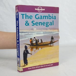 náhled knihy - THE GAMBIA ET SENEGAL 1ED