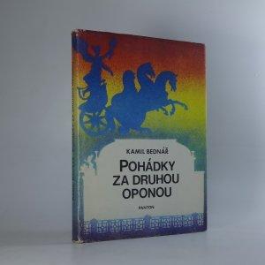 náhled knihy - Pohádky za druhou oponou