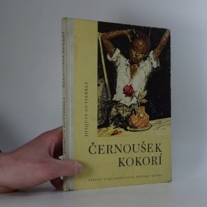 náhled knihy - Černoušek Kokorí