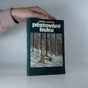 náhled knihy - Pěstování buku