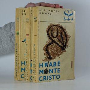 náhled knihy - Hrabě Monte Christo I. - III. (6 dílů ve třech svazcích, komplet)