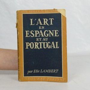 náhled knihy - L'art en Espagne et au Portugal
