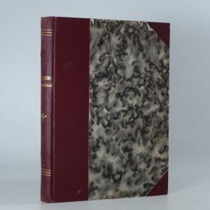 náhled knihy - Kriminál. Prožito 1916, psáno 1917-18.
