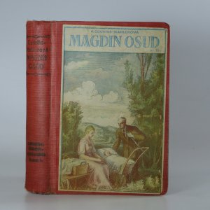 náhled knihy - Magdin osud