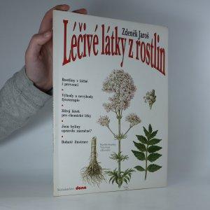 náhled knihy - Léčivé látky z rostlin
