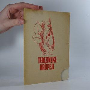 náhled knihy - Terezínské krůpěje