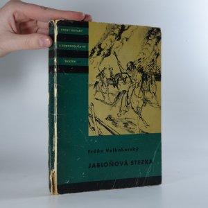 náhled knihy - Jabloňová stezka