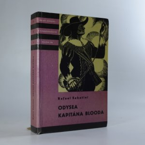 náhled knihy - Odysea kapitána Blooda