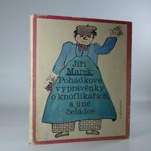 náhled knihy - Pohádkové vyprávěnky o knoflíkářích a jiné čeládce