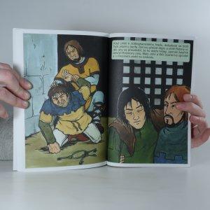 antikvární kniha Robin Hood, neuveden