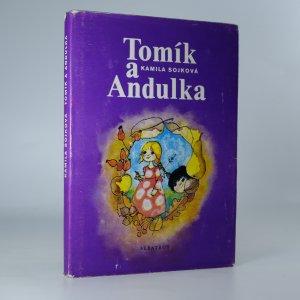náhled knihy - Tomík a Andulka