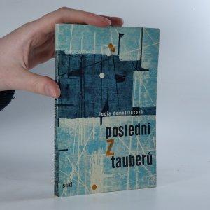 náhled knihy - Poslední z Tauberů