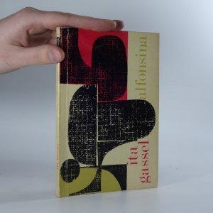 náhled knihy - Alfonsina