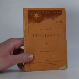 náhled knihy - Puritánka