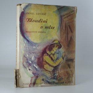 náhled knihy - Bloudění v mlze