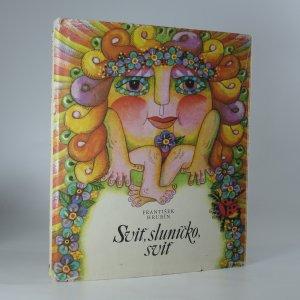 náhled knihy - Sviť, sluníčko, sviť