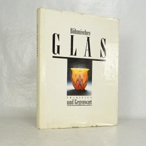 náhled knihy - Böhmisches glass