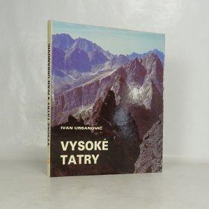 náhled knihy - Vysoké Tatry (fotopublikace)