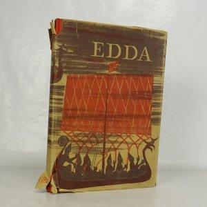 náhled knihy - Edda. bohatýrské písně