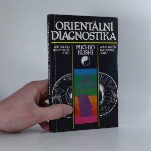 náhled knihy - Orientální diagnostika